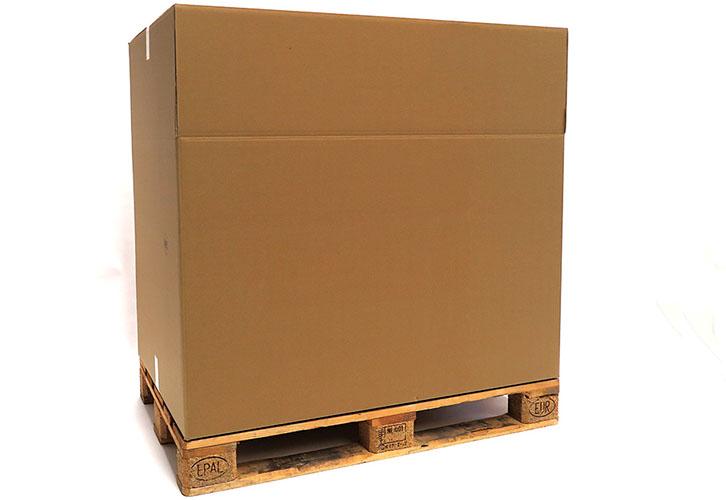 Palettenkarton Container